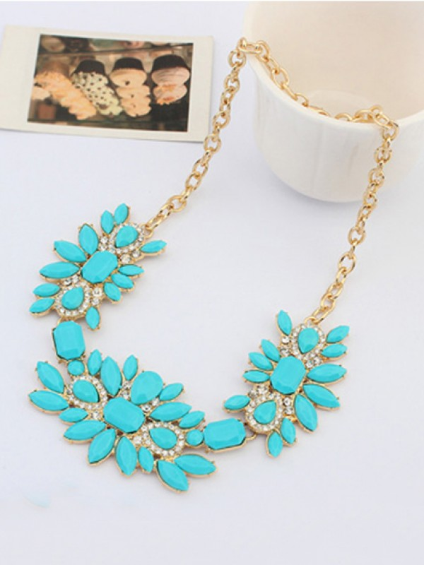 Occident Stylish Sweet Fresh and all-match Fashion Necklace