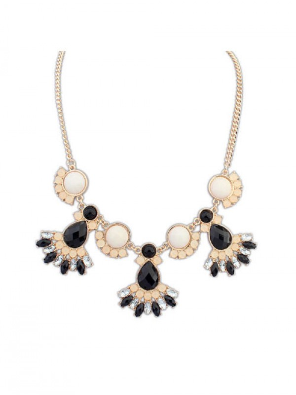 Occident New all-match Sweet Temperament Fashion Necklace