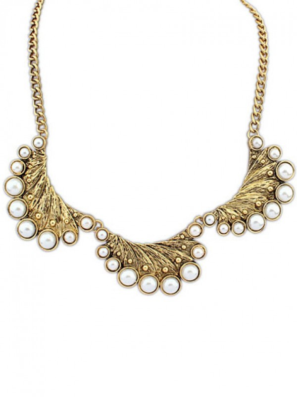 Occident Exotic Retro Peacock Hot Sale Necklace