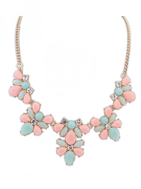 Occident Fresh all-match Sweet Fashion Necklace