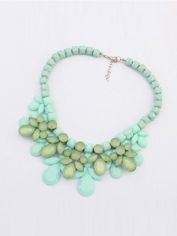 Occident Stylish Celebrity Street shooting Temperament Fashion Necklace