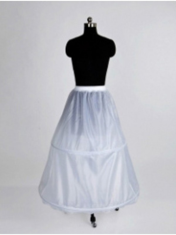 Nylon Floor-length Wedding Petticoat
