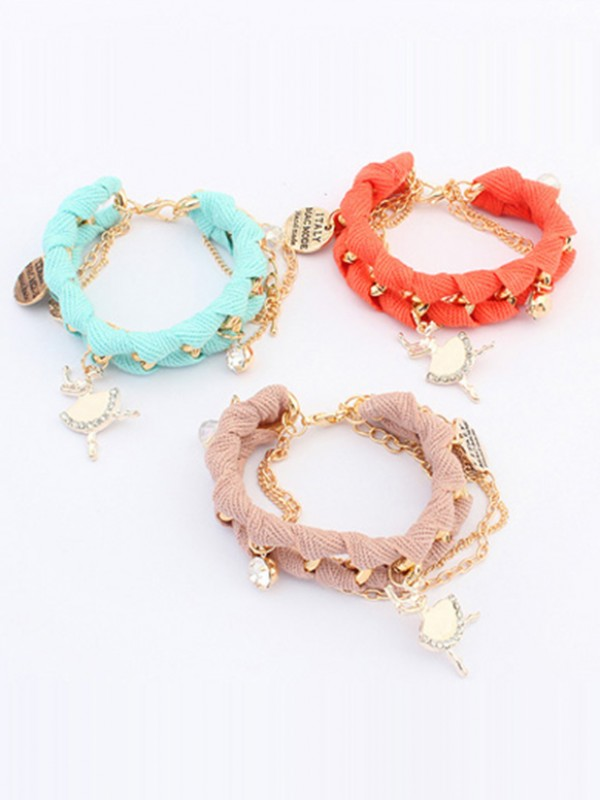 Occident New Popular Simple temperament Fashion Bracelets