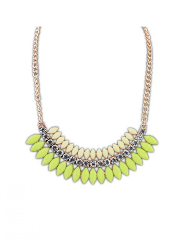 Occident Stylish multi-layered Exquisite all-match Fashion Necklace