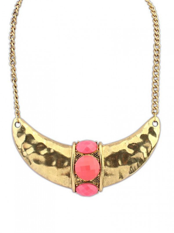 Occident Exotic Style Fashion Necklace