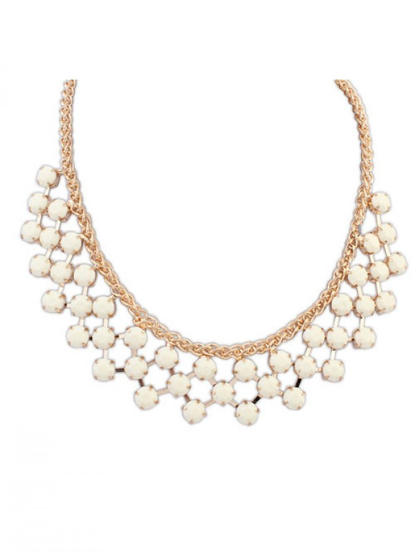 Occident Stylish Grand Classic all-match Fashion Necklace