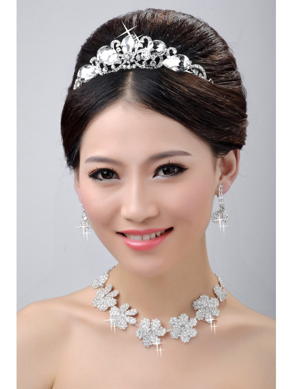 Stunning Wedding Party Earrings Set